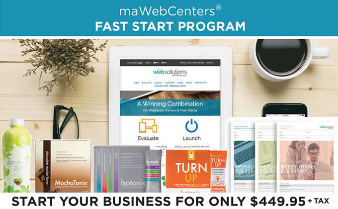 The MA WebCenters Fast Start Kit