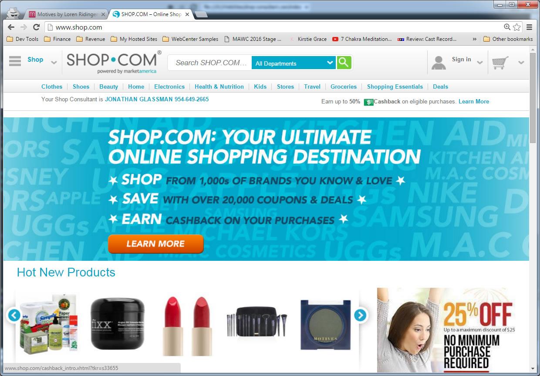 SHOP.com/chakra